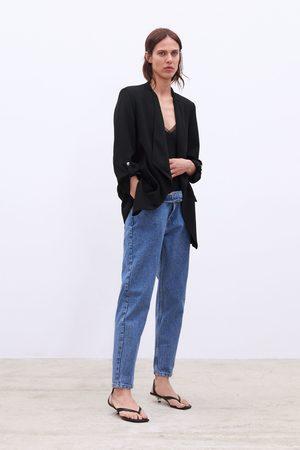 Zara Blazer with lapel collar