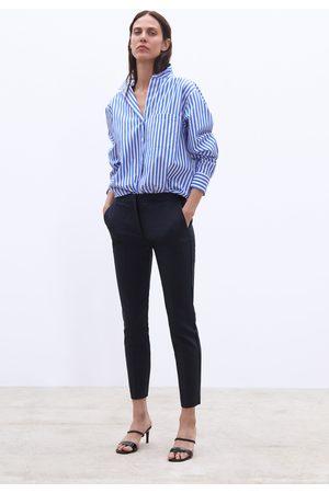 Zara Jogger waist trousers