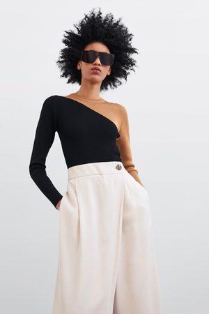 Zara Crossover culottes
