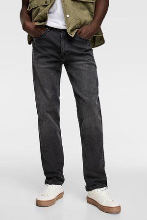Zara Miehet Slim farkut - Basic straight slim fit jeans