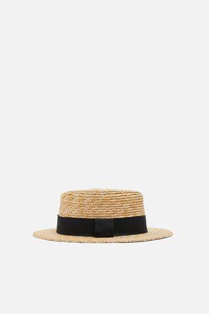 Zara Naiset Hatut - Boater hat