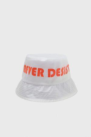Zara Miehet Hatut - Slogan rain hat