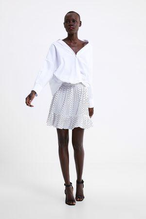Zara Naiset Minihameet - Mini pleated skirt