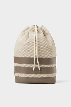 Zara Bucket backpack