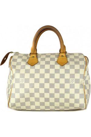 LOUIS VUITTON Speedy Cloth Handbags