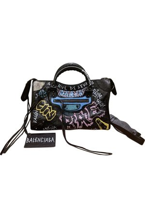 Balenciaga City Leather Handbags