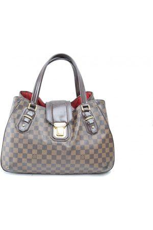 LOUIS VUITTON Griet Mirage Cloth Handbags