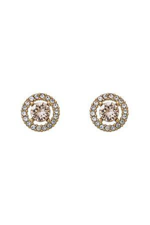 LILY AND ROSE Naiset Korvakorut - Miss Miranda Earrings Light Silk One size