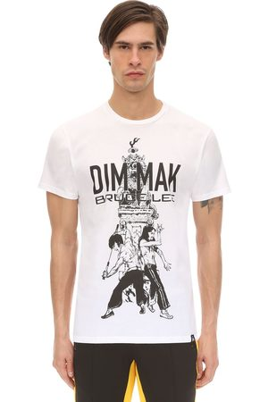 DIM MAK COLLECTION Hero Tee By Kim Jung Gi Printed T-shirt