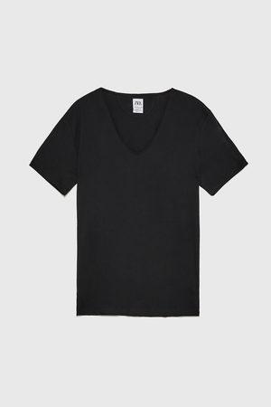 Zara BASIC EASY T-SHIRT