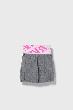 Zara Boxers with jacquard waistband