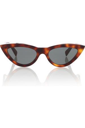 Céline Cat-eye acetate sunglasses