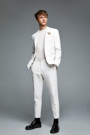 Zara Rustic suit blazer