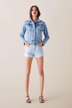 Zara Z1975 high waist shorts