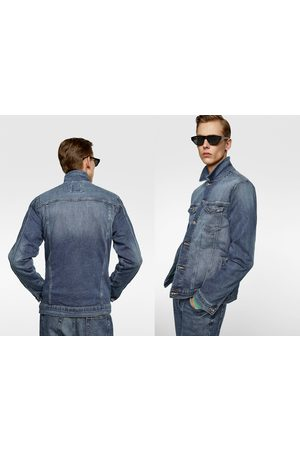 Zara Soft denim jacket