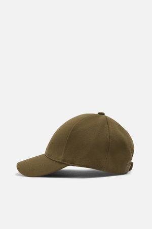 Zara Textured cap