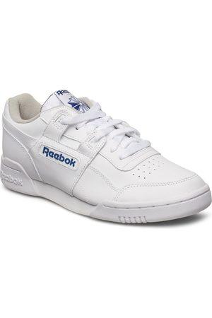 Reebok Workout Plus Matalavartiset Sneakerit Tennarit Valkoinen