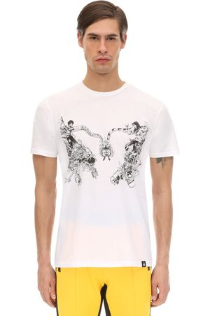 DIM MAK COLLECTION Lvr Edition Cotton T-shirt By Kimjung Gi