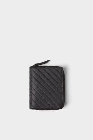 Zara Coin purse with colour details
