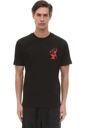 032c Miehet T-paidat - Cosmic Workshop Cotton Jersey T-shirt