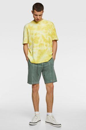 Zara Tie-dye print sweater