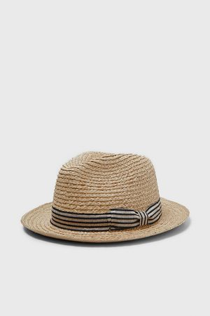 Zara Hat with band