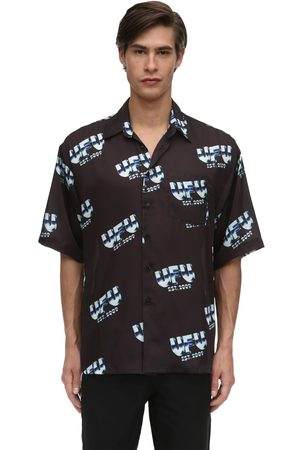 UFU - USED FUTURE Metal Digitally Printed Techno Shirt