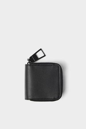 Zara Two-tone smart mini coin purse