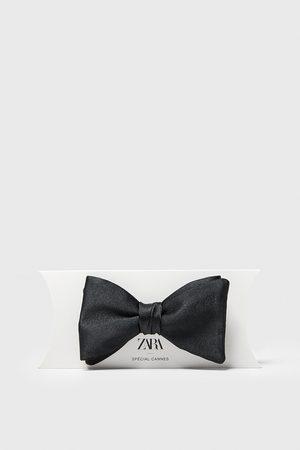 Zara Silk bow tie