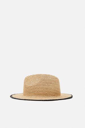 Zara Contrasting hat
