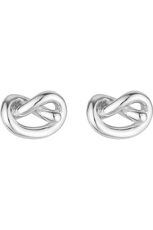 SOPHIE by SOPHIE Naiset Nappikorvakorut - Knot Studs Accessories Jewellery Earrings Studs