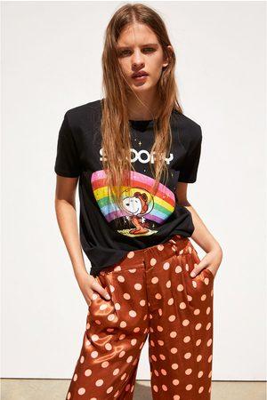 Zara Snoopy peanuts ® t-shirt