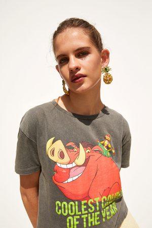 Zara Timon and pumba © disney t-shirt