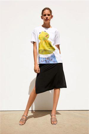 Zara Kermit the frog © disney t-shirt