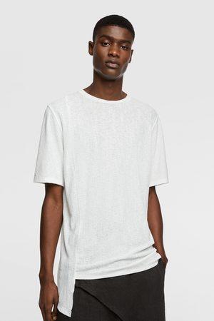 Zara Textured vest top