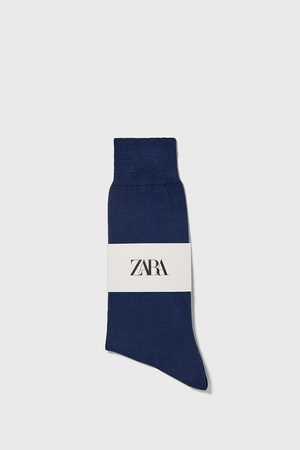 Zara Premium mercerised cotton socks