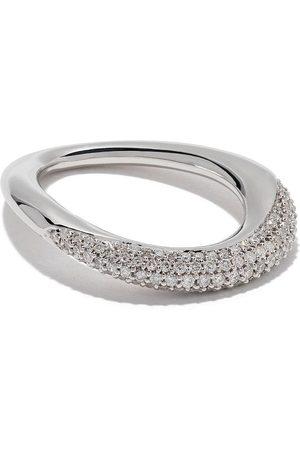 Georg Jensen Naiset Sormukset - Offspring brilliant cut diamond ring