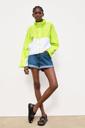 Zara Packable raincoat