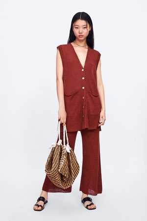 Zara Knit culottes