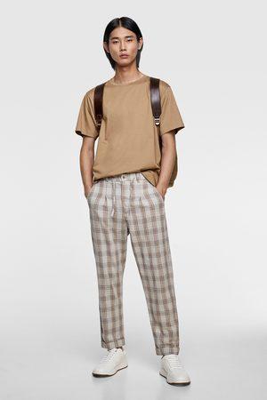 Zara Premium mercerised finish t-shirt