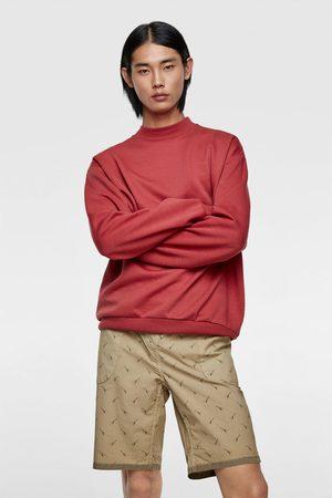 Zara Reversible bermuda shorts