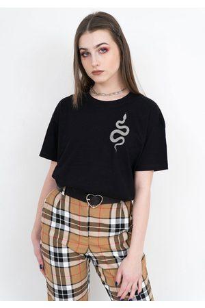 BANDIDAS Snake Of Eden T-Shirt In Black