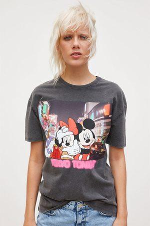 Zara ©disney's mickey, minnie & daisy t-shirt