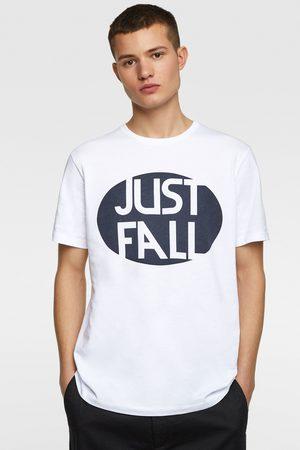 Zara Photographic print t-shirt
