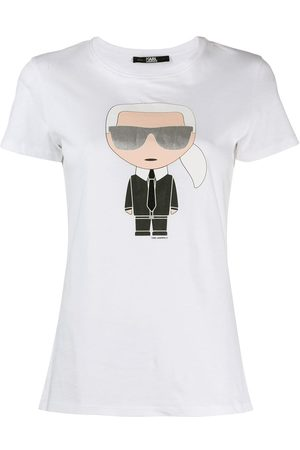 Karl Lagerfeld Ikonik Karl T-shirt