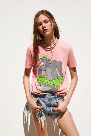 Zara ©disney's baloo t-shirt