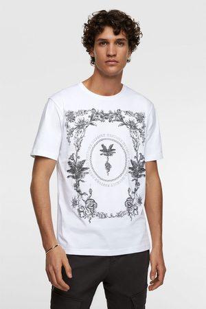 Zara Embroidered t-shirt