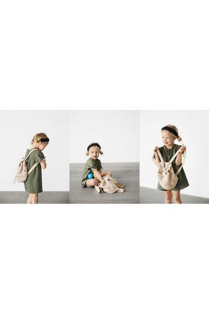 Zara Crochet backpack