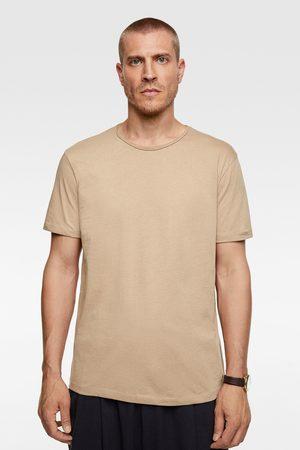 Zara Deluxe plain t-shirt