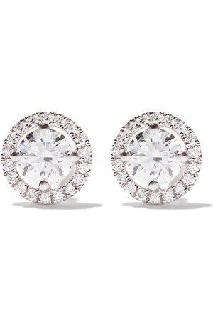 De Beers 18kt My First Aura diamond stud earrings